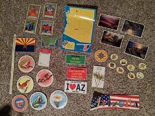 Arizona State Symbols Bulletin Board Decor
