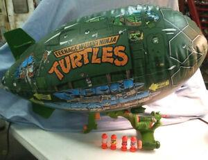 1988 Teenage Mutant Ninja Turtles Blimp TMNT vintage