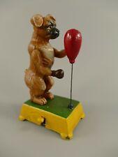 cane giocattolo stagno vintage anni 20