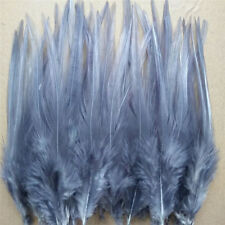 Beautiful 50pcs/100pcs/200pcs rooster tail feathers 10-15cm / 4-6inch 32 Colors