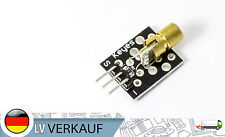 Mini 650nm 5mW 5V Laser Dot Diode Modul für Arduino Raspberry Pi Prototyping