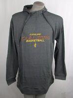 Cleveland Cavaliers NBA Men's Big & Tall 1/4-Zip Pullover Hoodie