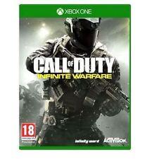 Microsoft Xbox One-call of Duty Infinite War D1 Game