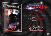 ROBOT NINJA (DVD - Audio ITA/ENG / Sub: ITA/ENG/FR/ESP) Freak Video