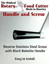 SALADMASTER Food Processor Part - Handle w Reverse Screw