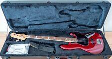 Fender American Deluxe Jazz Bass RW WT