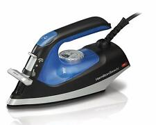 2-in-1 Iron / Steamer by Hamilton Beach (blue/black)