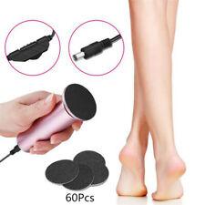Electric Smooth Pedicure Foot File Machine Callus Dead Skin Removal Feet Care