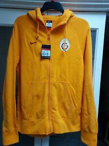 Galatasaray Men's Football Track Top Jacket Hoodie Size L Nike * VGC*