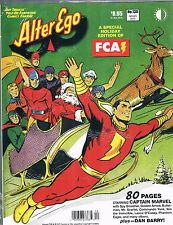 Alter Ego #130 Jan 2015 TwoMorrows Holiday Special 80 Pages of Captain Marvel!