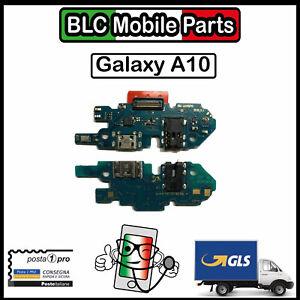 CONNETTORE DI RICARICA SAMSUNG GALAXY A10 SM A105FN DOCK MICROFONO FLEX CARICA