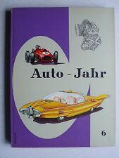 Auto - Jahr Nr. 6 1958-1959  EDITA S.A. Lausanne 238 Seiten