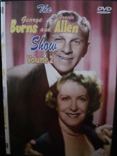 THE GEORGE BURNS AND GRACIE ALLEN SHOW (DVD) Vol 2 WORLD SHIP AVAIL