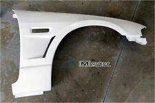 SET OF M-SPORTS FRONT FENDER GUARDS +25MM FOR NISSAN R33 GTS/GTS-T SKYLINE