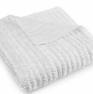 Hotel Collection Finest Crescent Quilted King Coverlet $570 BRAND NEW