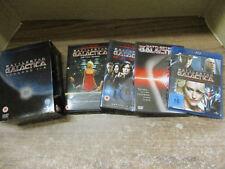 Battlestar Galactica komplett staffel 1-4 + final season + razor + the plan