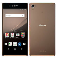 Used Docomo SONY SO-03G Copper XPERIA Z4 Android Smartphone Unlocked JAPAN F/S
