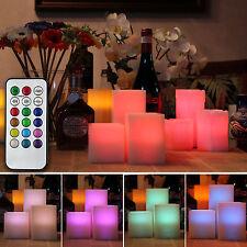 Deko-LED-Kerzen fürs Wohnzimmer