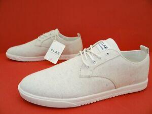 Clae Los Angeles ELLINGTON Vegan Sneaker Herren Schuhe Schnürschuhe Gr.42