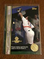 2000 World Series Topps Baseball Base Card #62 - Mike Piazza - New York Mets