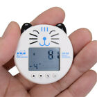 ENO EM-88 Digital Music Metronome Mini LCD Display Carton Cat Shape Metronome