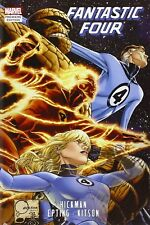 Fantastic Four Vol 5 by Hickman & Epting 2012 HC Marvel OOP Annihilation Wave!