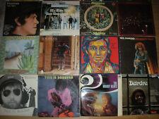 16 Schallplatten Rock - Bob Dylan, Donovan, Nilsson, Deirdre etc.
