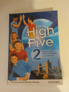 HIGH FIVE 2 + CD AUDIO- 9780194663632