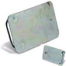 "Rectangle Buckle Blank 2"" Tandy Leather 11688-00"