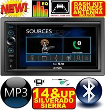 2014 & UP SIERRA SILVERADO BLUETOOTH TOUCHSCREEN USB SD AUX CAR RADIO PACKAGE