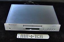 CAMBRIDGE AUDIO AZUR 640C COMPACT DISC PLAYER WITH REMOTE