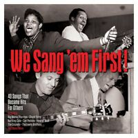 We Sang 'Em First - 40 Songs That Became Hits For Others 2CD NEW/SEALED