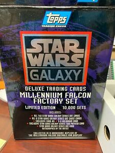 Star Wars Galaxy 7 Retail Exclusive Cell Chase Card #2