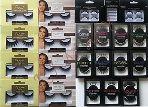 Ferne McCann Jess Wright Primark False Eyelashes - Various Styles With Glue