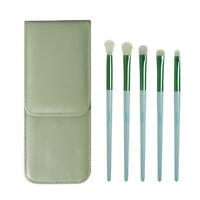 Eyeshadow Brush Set Shade Crease Smudge Line Detail Eye Makeup Pro Brushes Kit