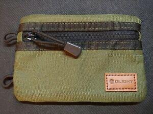 NEW OLight EDC Pocket Organizer Pouch OD GREEN (ODG) FAST SAME DAY SHIPPING!