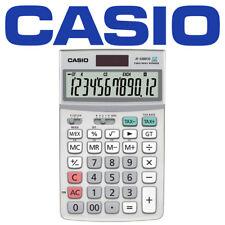 Casio New JF120ECO-W ECO Desktop Calculator Dual Powered 12 Digit Multi Function