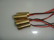 10pcs Red line laser Module Diode 650nm 5mw lazer beam sight 9x22mm focus lasers