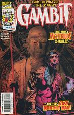 GAMBIT #1 NEAR MINT 1999 TEN VARIANT COVER
