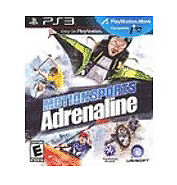 Motionsports: Adrenaline (Sony PlayStation 3, 2011) DISC ONLY