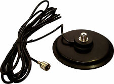 CB ANTENNA MAGNETIC BASE BM145 PL SO 239 SIRIO PRESIDENT MIDLAND PERFORMENTS