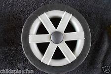 "Chicco Cortina keyfit stroller wheel (rear wheel). SIZE 7 3/4"""