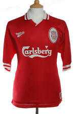 Liverpool 1997/98, Home 'Ince' Shirt (Pre-Owned) L.