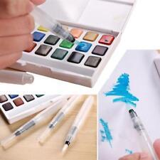 3pcs Set Pilot Water Brush Ink Pen Color Calligraphy/paint Beginner Drawing Tool
