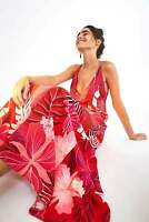 NWT $180.00 Anthropologie Farm Rio Philipa Maxi Dress Sz. Large (runs small)