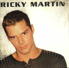 Ricky Martin 2-disc CD Maria Spanish Eyes Livin La Vida Loca video CD