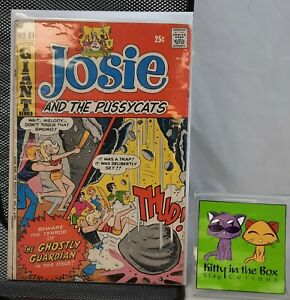 Josie and the Pussycats 61 published 1972 Archie Comics