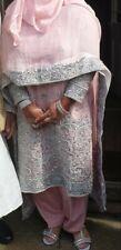 Plus Size Stitched wedding party wear Indian Pakistani Salwar Kameez Suit