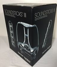 NEW Harman Kardon Soundsticks III 2.1 Channel Multimedia Speaker System