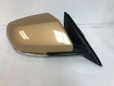 2015-2018 cadillac ats sedan right side mirror with signal 22955560